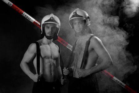 Calendrier Pompier 26