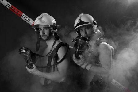 Calendrier Pompier 27