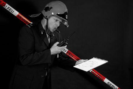 Calendrier Pompier 30