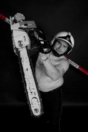 Calendrier Pompier 55