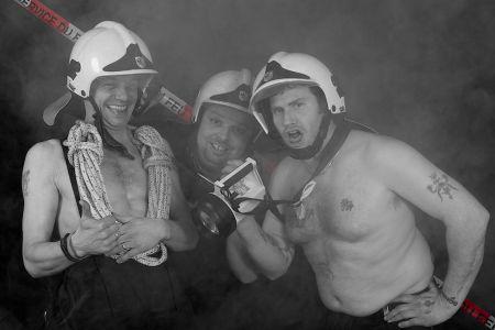 Calendrier Pompier 59