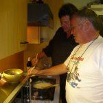 2 cuisiniers